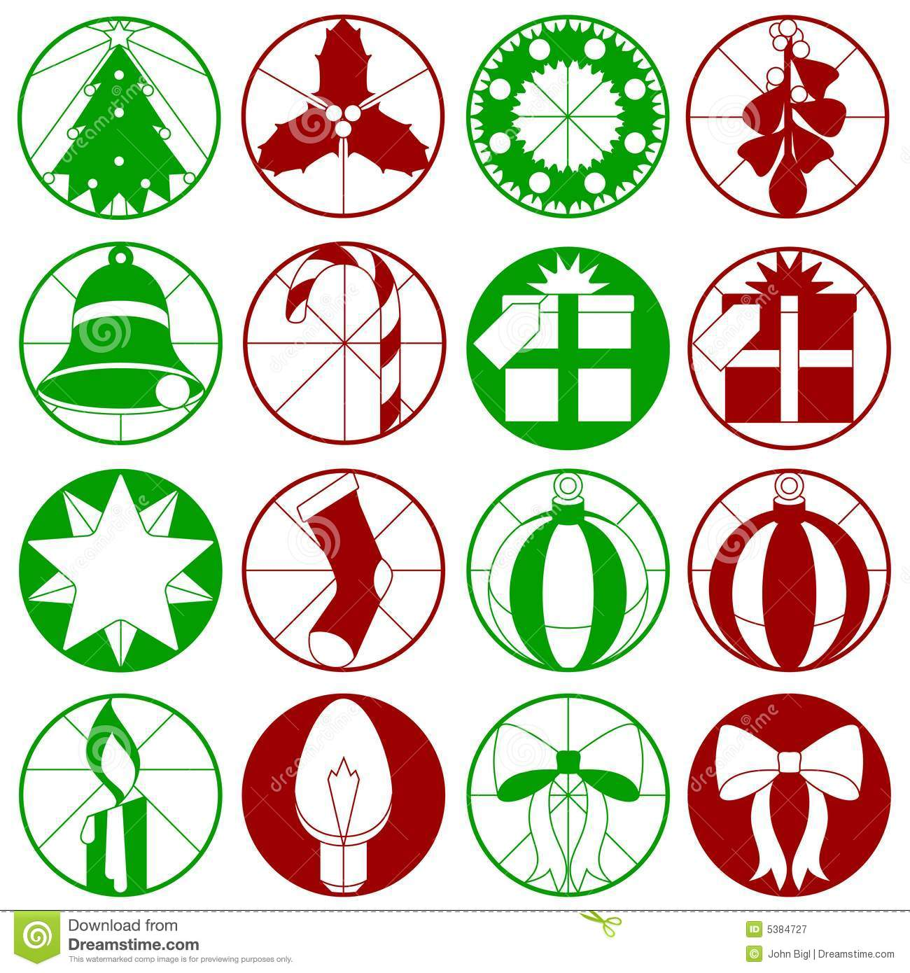 simple christmas graphics royalty free stock photography image