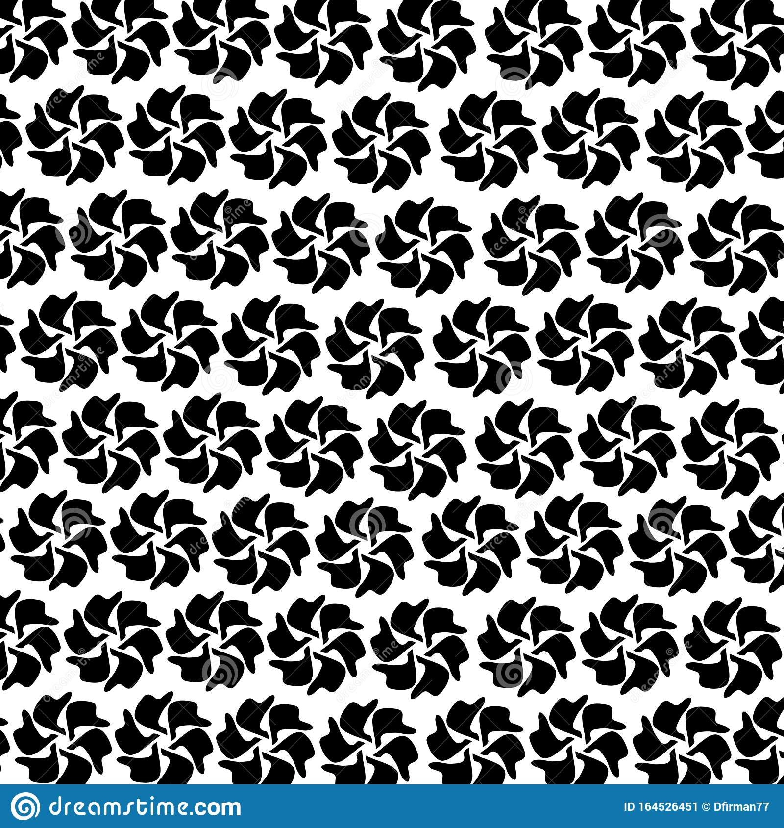 Simple Design Of Illustration Pattern Modern For Ornament