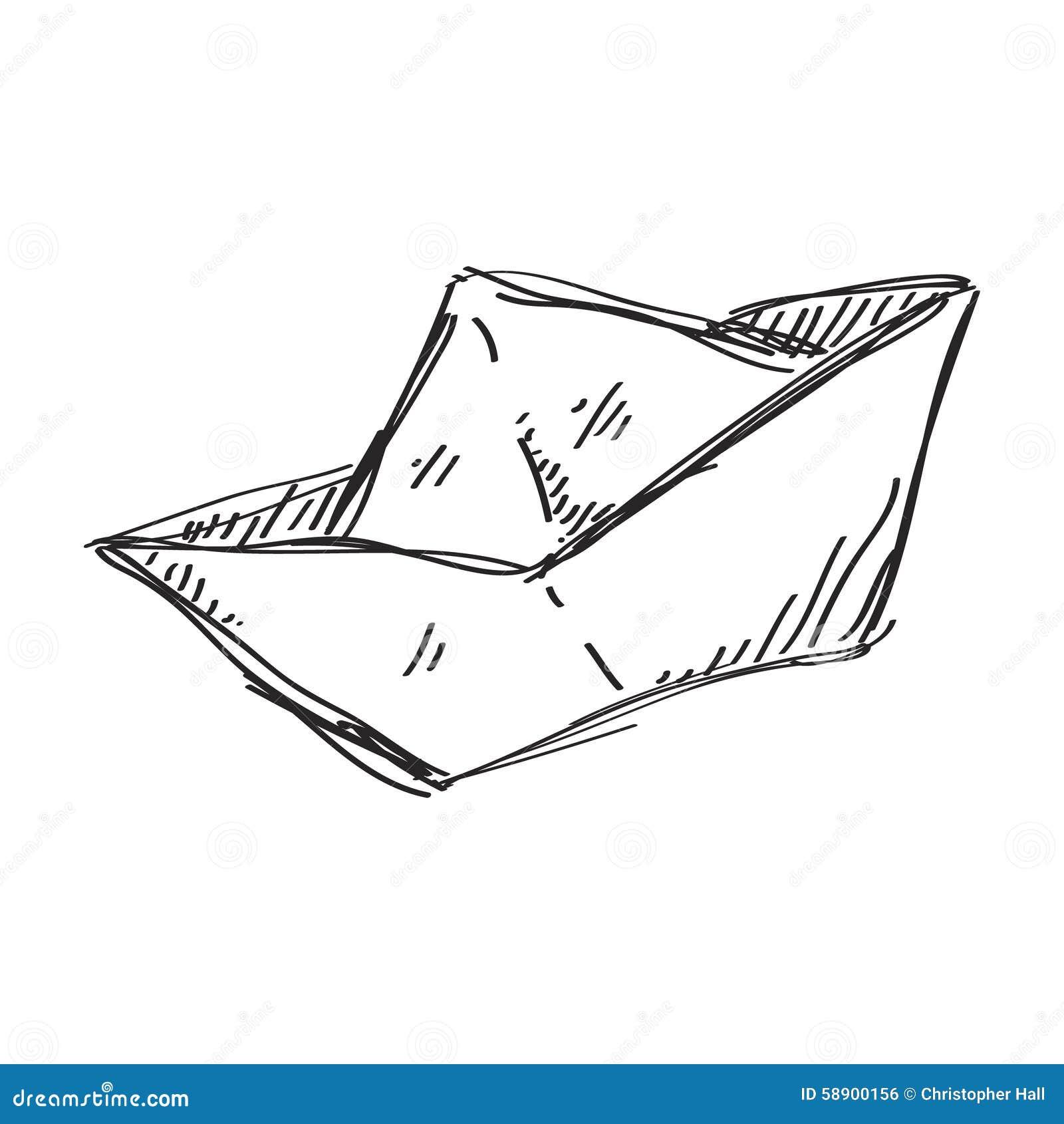 ship drawing paper - photo #12