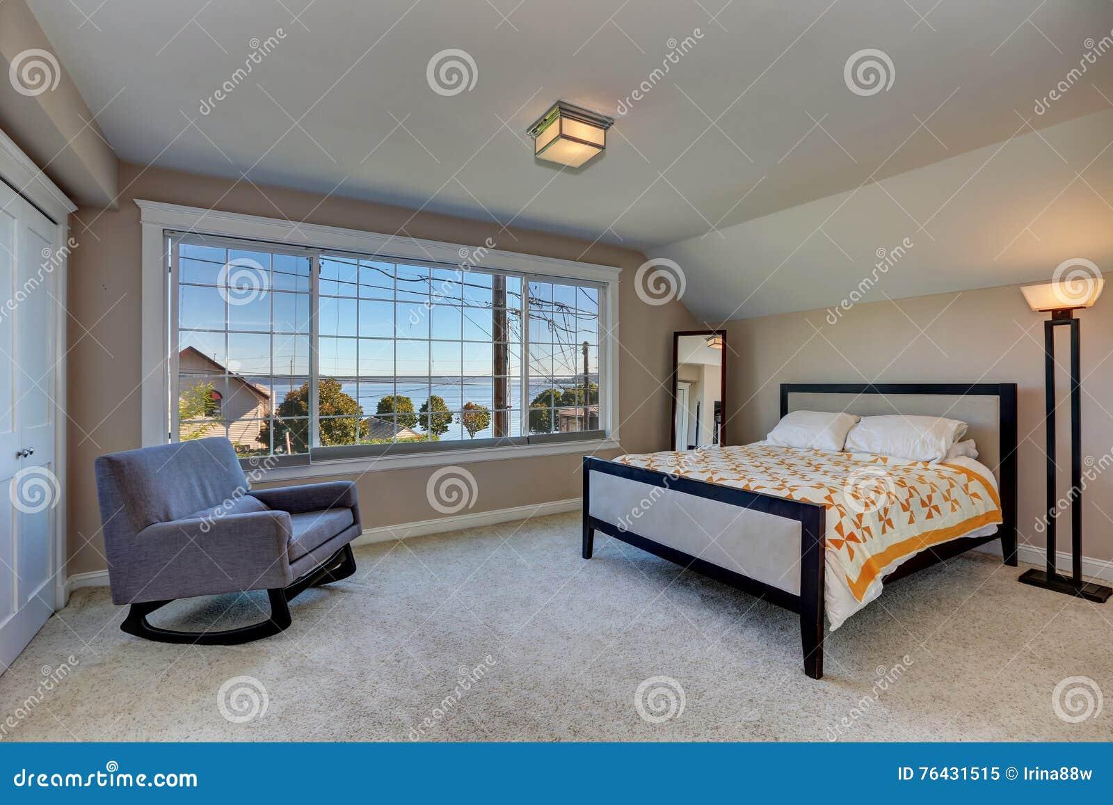 Fine Simple Yet Elegant Bedroom Interior With Modern Rocking Andrewgaddart Wooden Chair Designs For Living Room Andrewgaddartcom