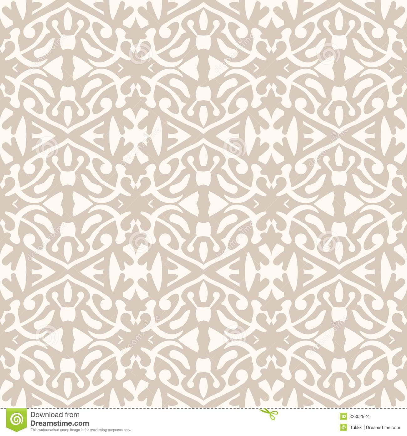 Simple elegant lace pattern in art deco style stock for Simple elegant wallpaper