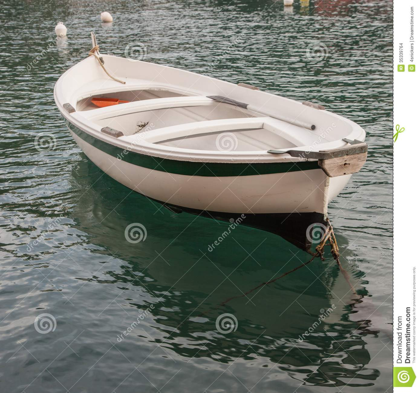 A simple fishing boat stock photo. Image of simple, industry - 35339764