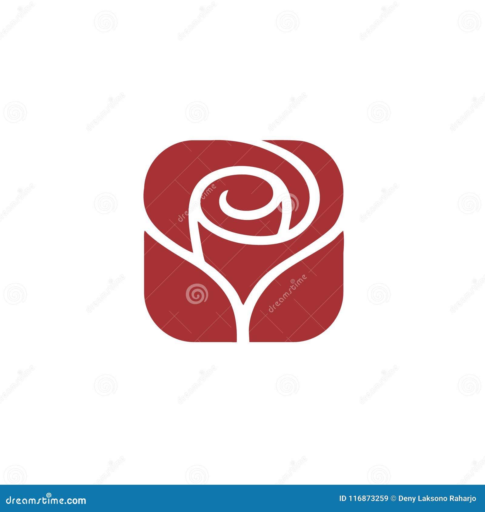 simple flower design inspiration for nature theme stock illustration rh dreamstime com