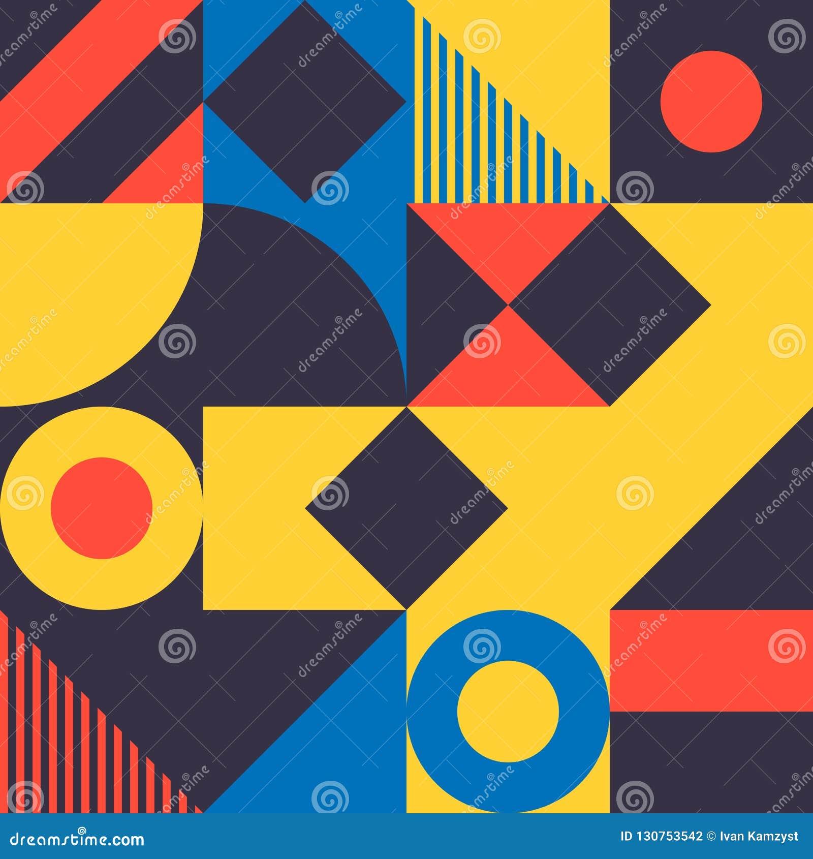 simple-geometric-artwork-editable-bold-blocks-scandinavian-style-universal-abstract-seamless-pattern-wallpaper-web-130753542 Get Inspired For Simple Vector Artwork @koolgadgetz.com.info