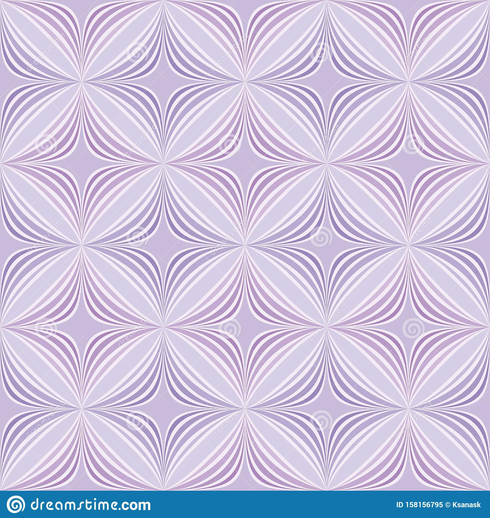 Light violet abstract seamless pattern.