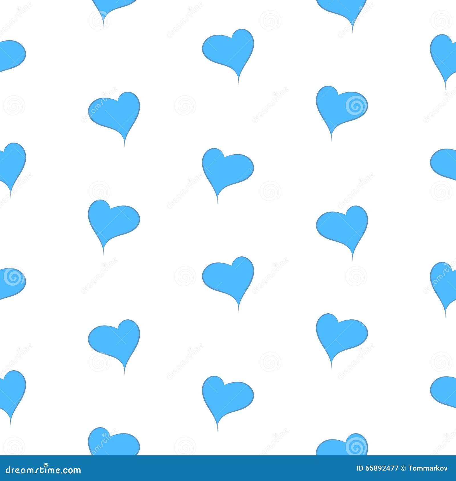 light blue heart background - photo #31