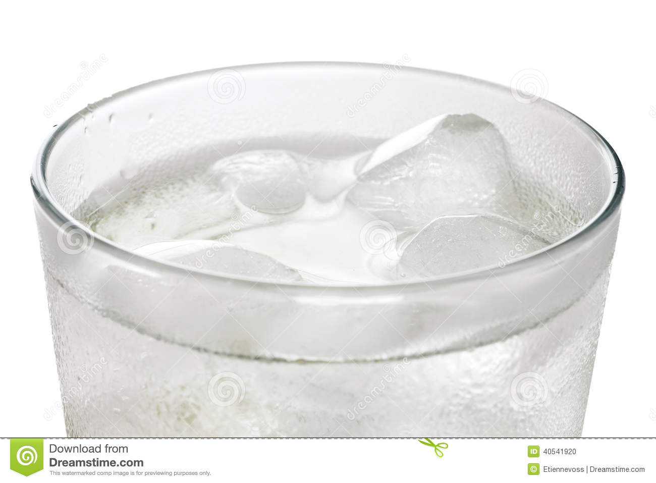 floating ice cubes Stock Ice Cubes Floating In Water