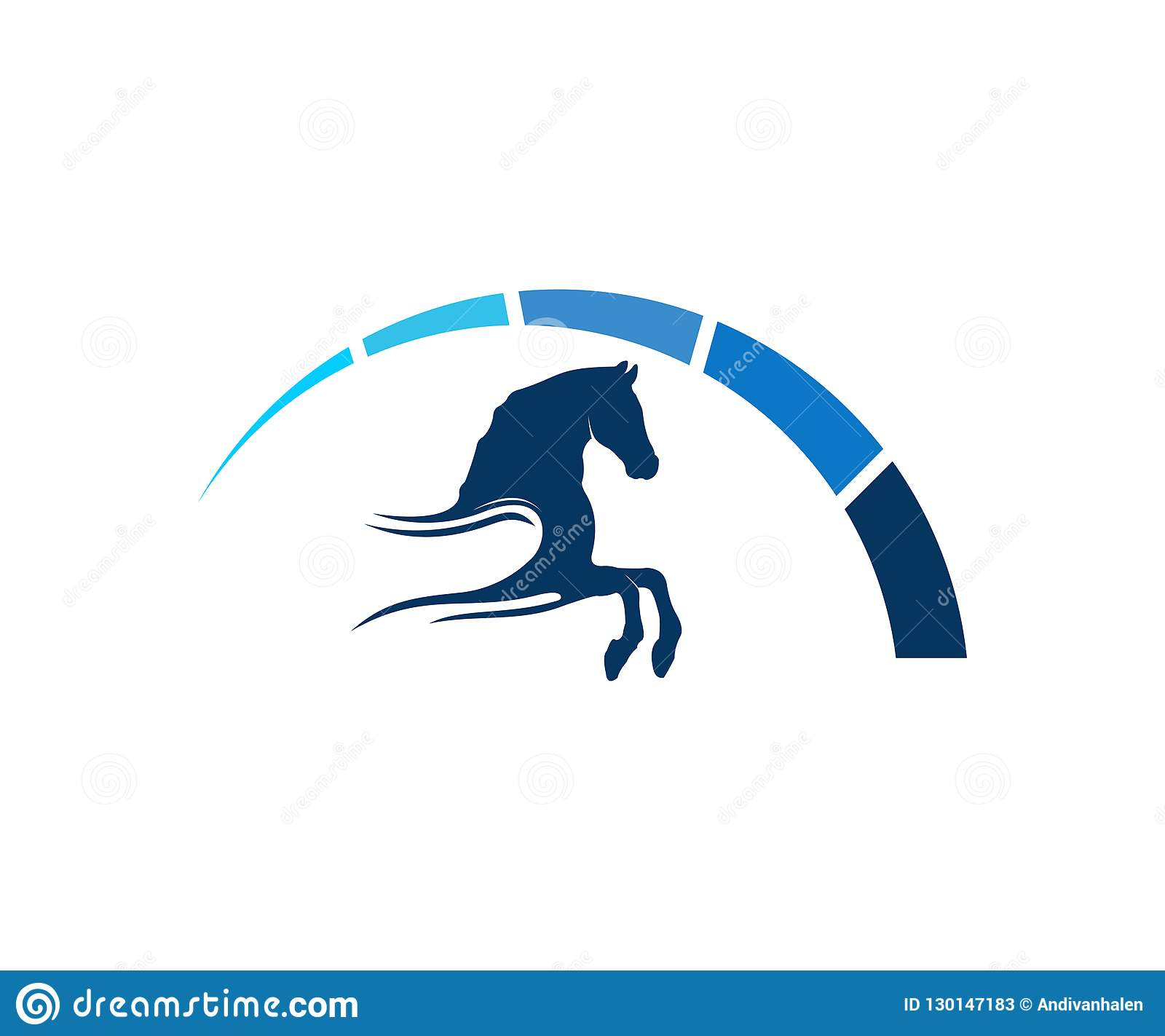 Simple Horse Sport Vector Logo Design Inspiration Stock Illustration Illustration Of Logo Speed 130147183