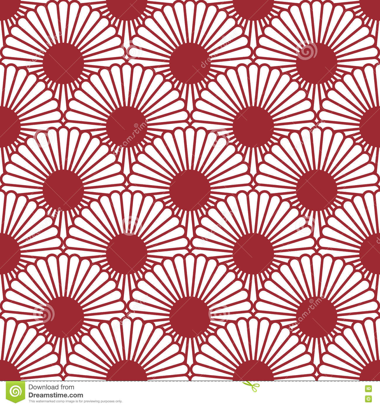 Pink floral seamless vector background floral hrysanthemum seamless - Background Chrysanthemum Endless Fabric Flower Japanese Paper Pattern Seamless