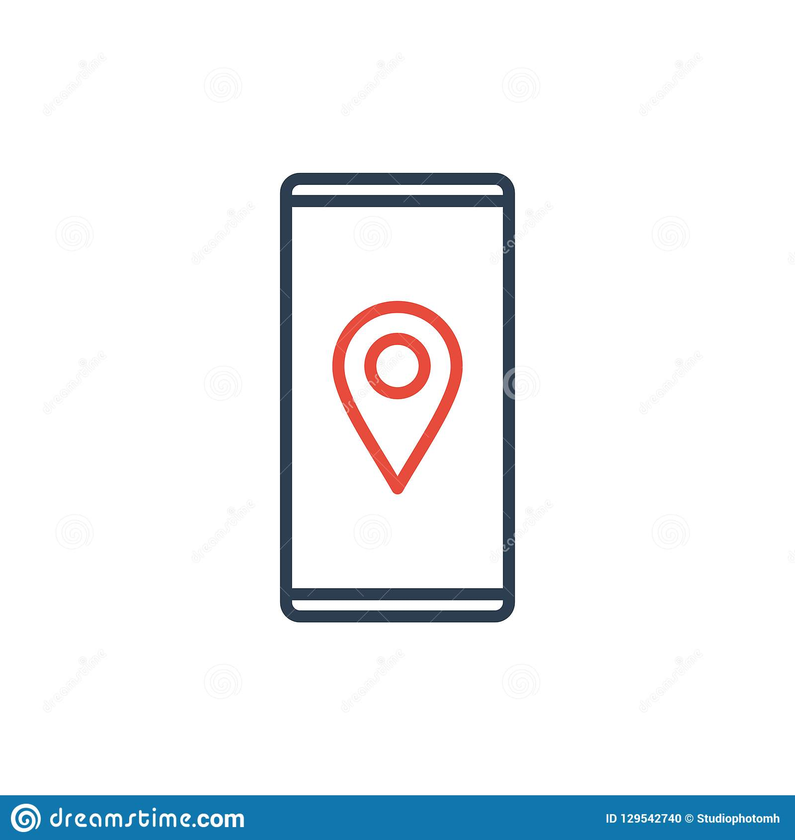 Map Location Of Cell Phone on
