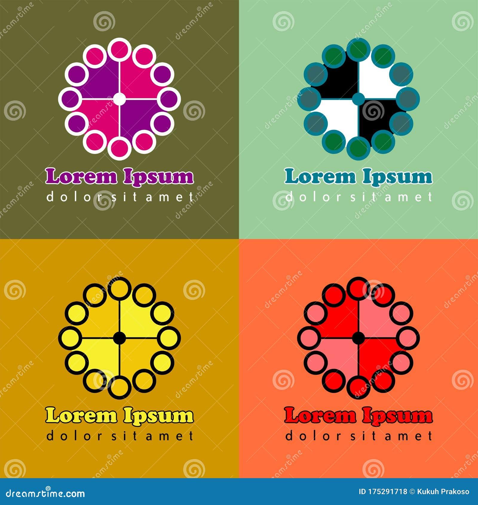 Simple Logo Design Templates Creative And Modern Designs Logo Stock Vector Illustration Of Circle Graphic 175291718,Minimalist Kitchen Design Black