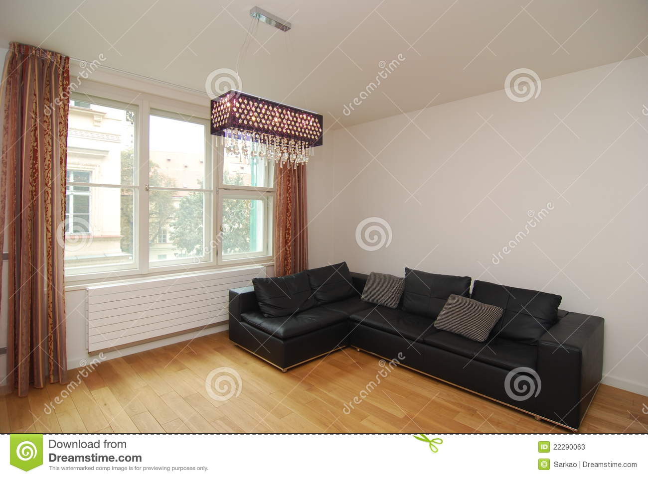 Simple Modern Living Room Stock Photos Image 22290063