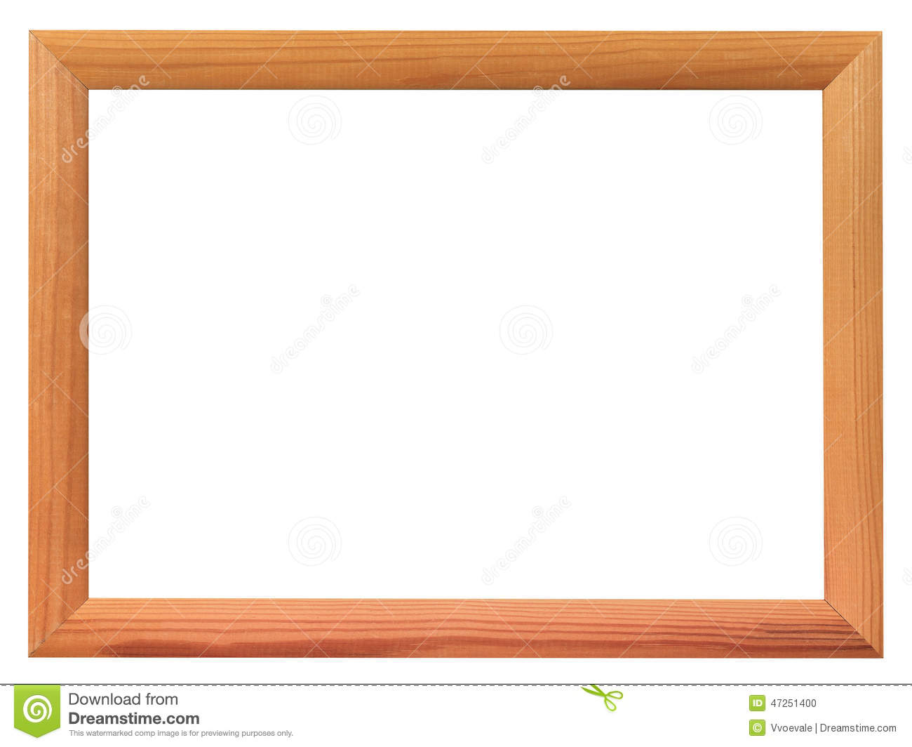 simple wood picture frames. Royalty-Free Stock Photo Simple Wood Picture Frames P