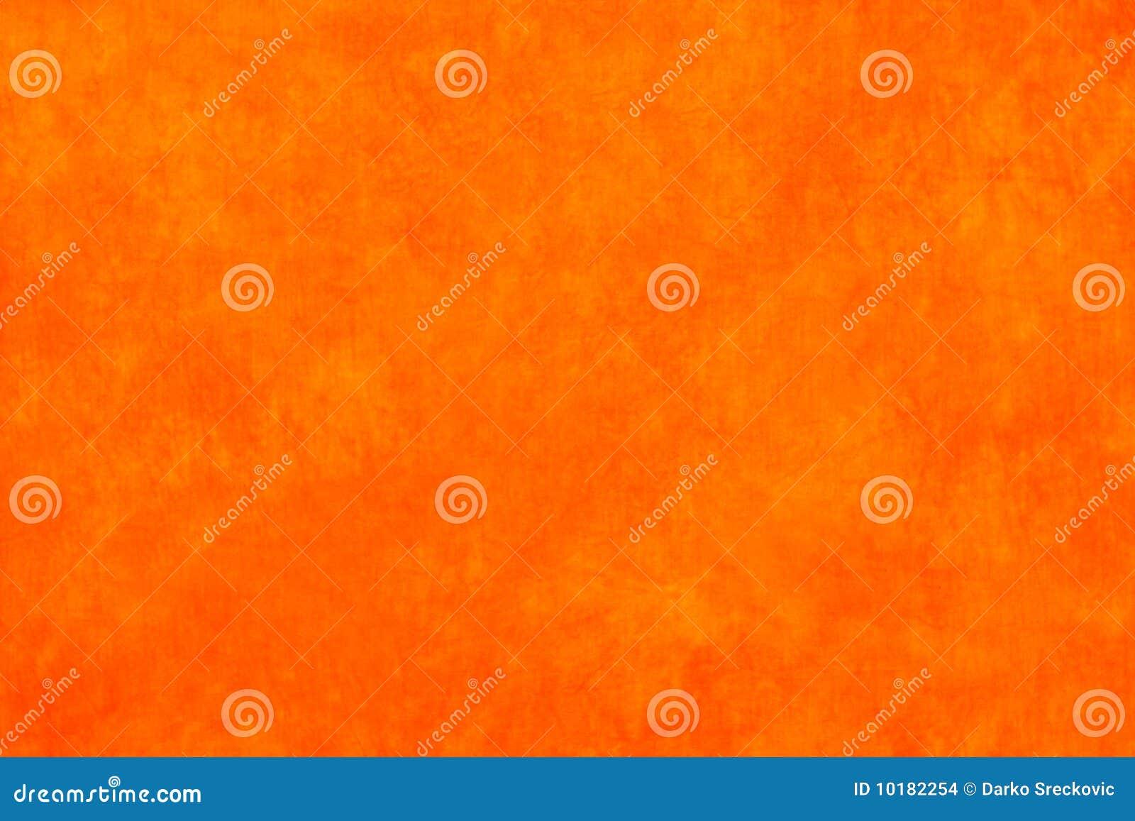 Simple orange background