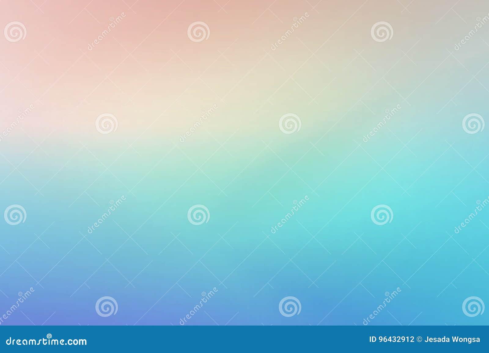 Pastel Summer Neon Gradient: Simple Pastel Blue Purple Pink Gradient Background For