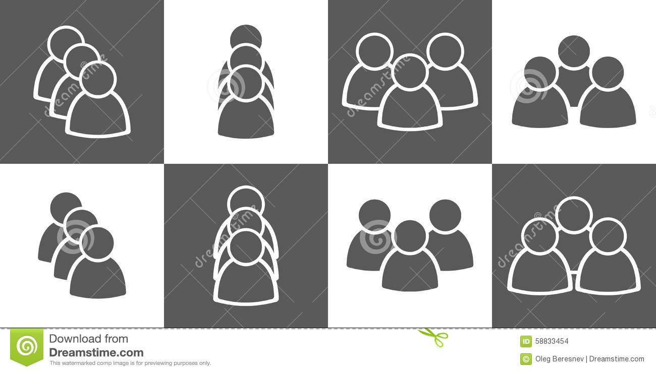 Simple People Icon | www.imgkid.com - The Image Kid Has It!