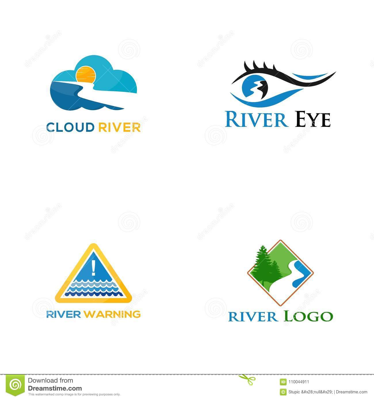 creative river logo vector art logo stock illustration illustration of race isolated 110044911 https www dreamstime com simple unique creative river logo vector illustration various purposes best used art image110044911