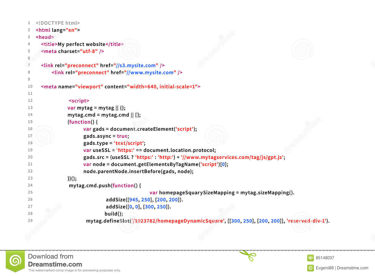 how to run html code in a browser