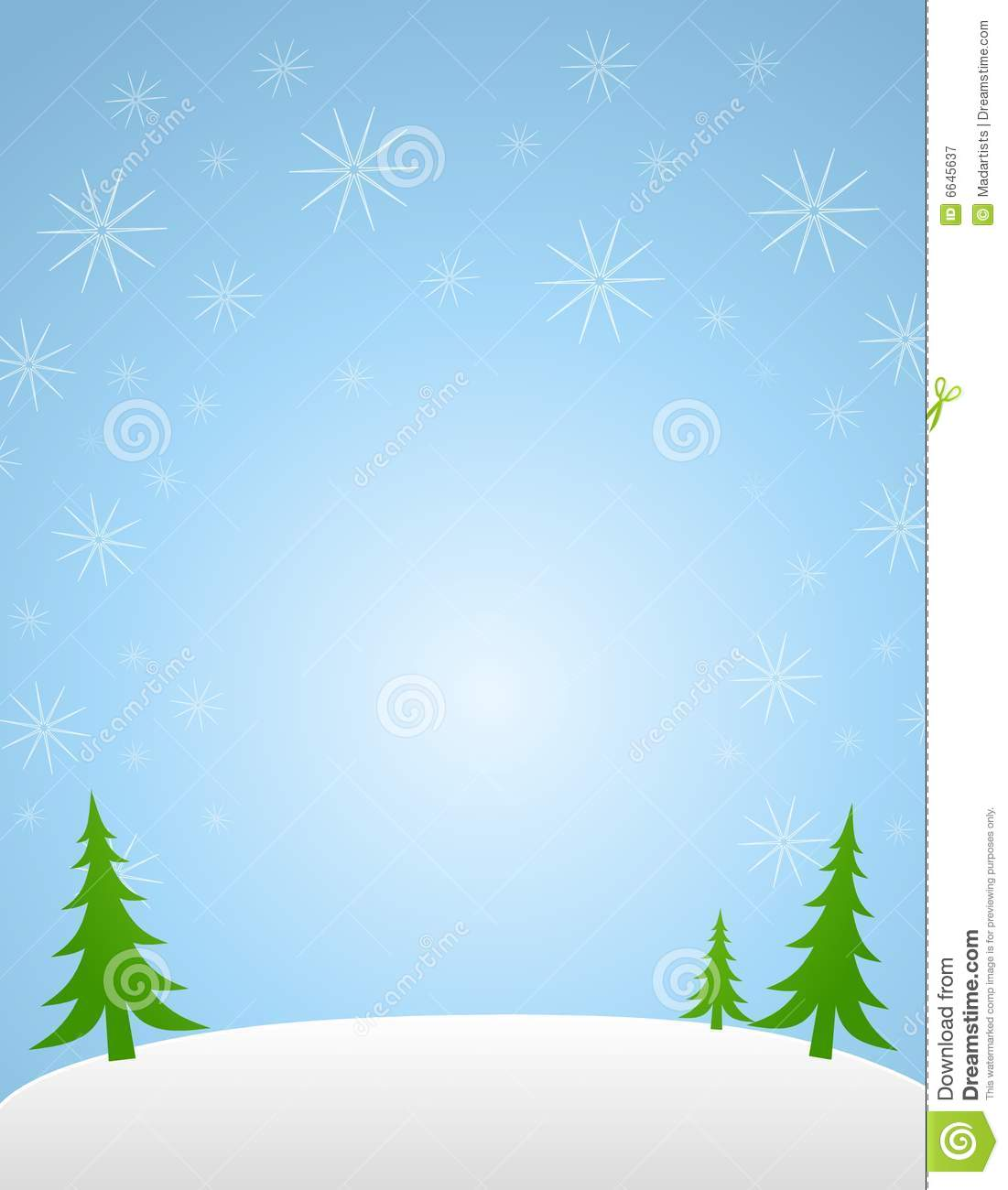 simple winter background stock illustration  image of image