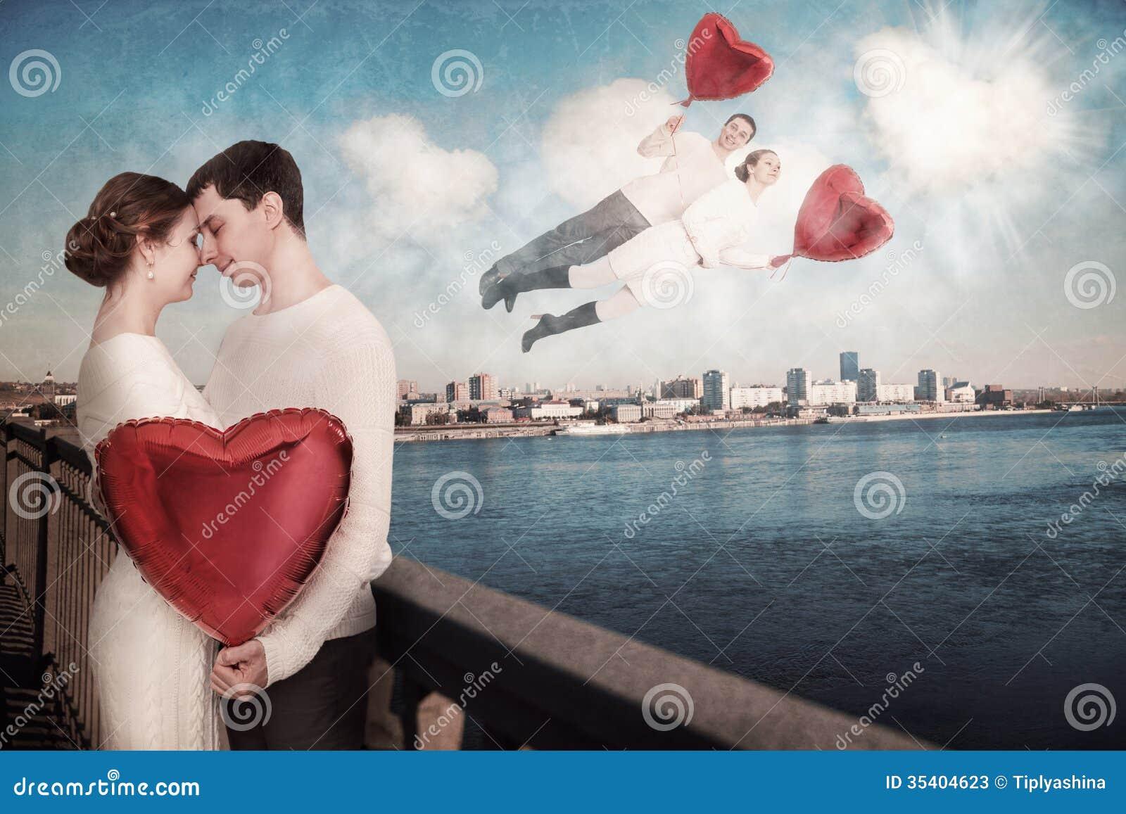 Simplement amour, sentimental et naïf