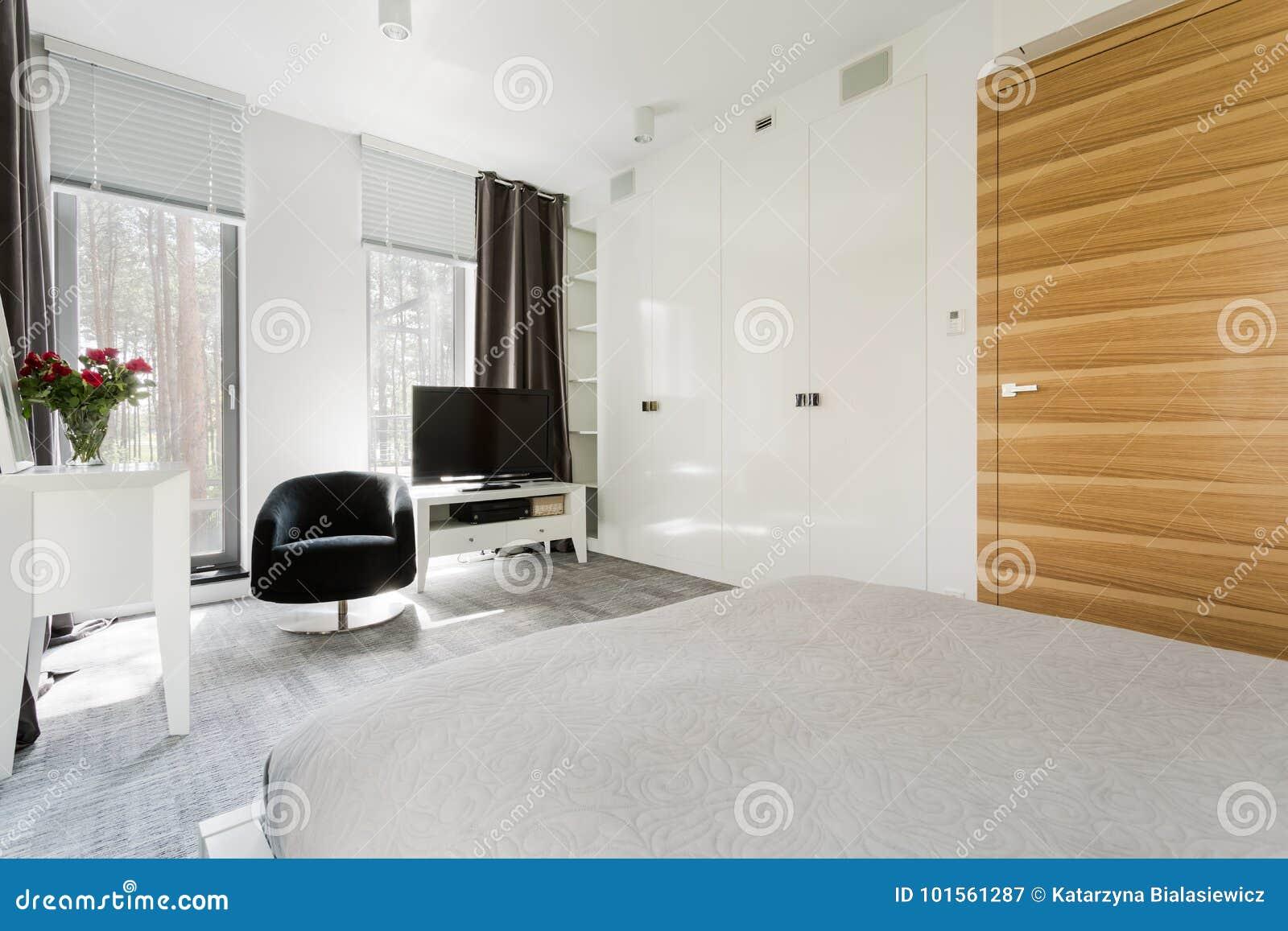 Simplicité classique dans la chambre à coucher