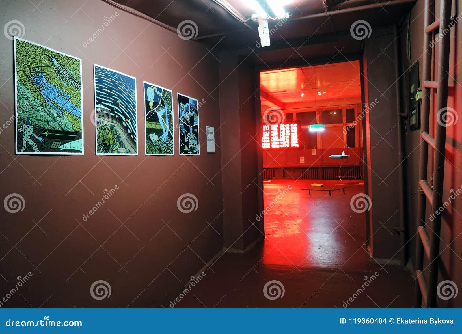 Simsalabim Youngart Internationell modern konst biennale i Moskva