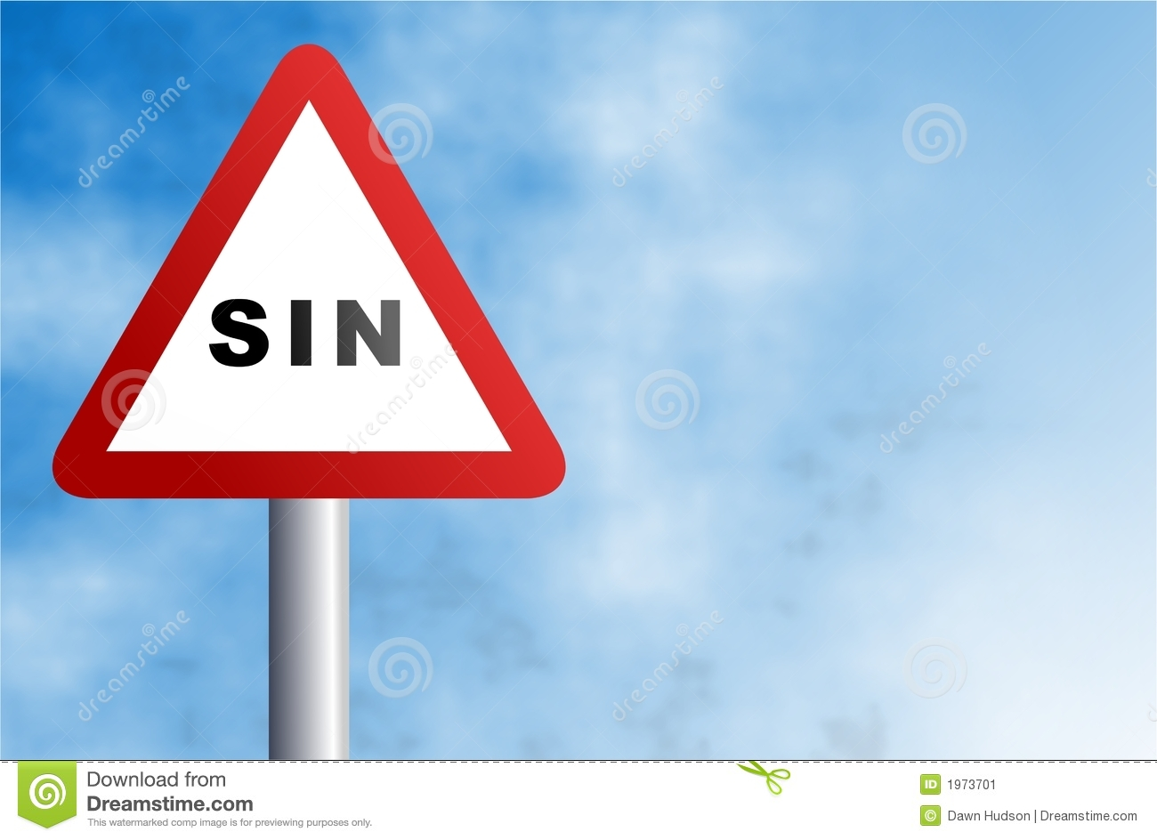 sin sign stock image image 1973701 time management clip art images time management clip art design