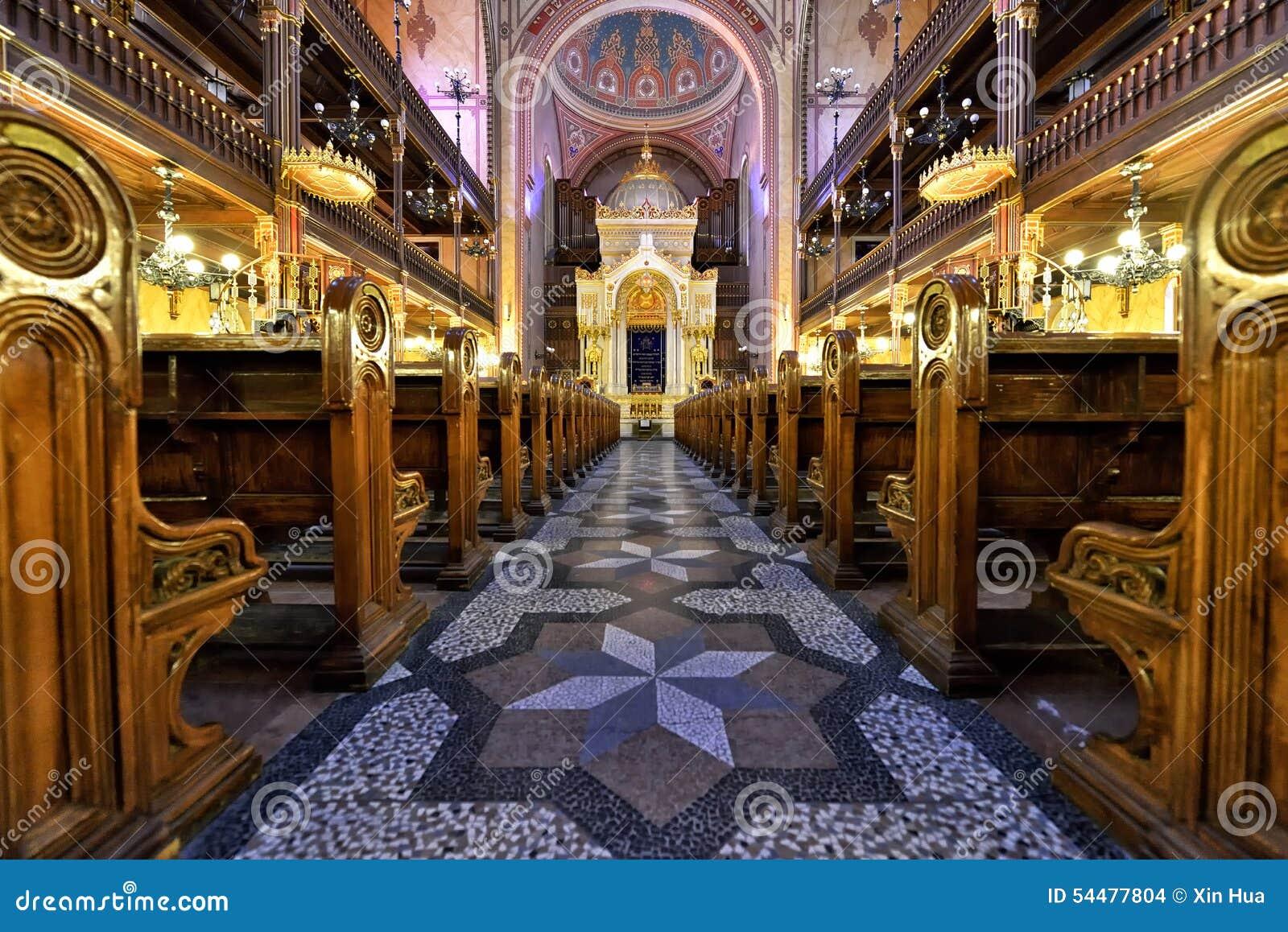 Sinagoga em Budapest