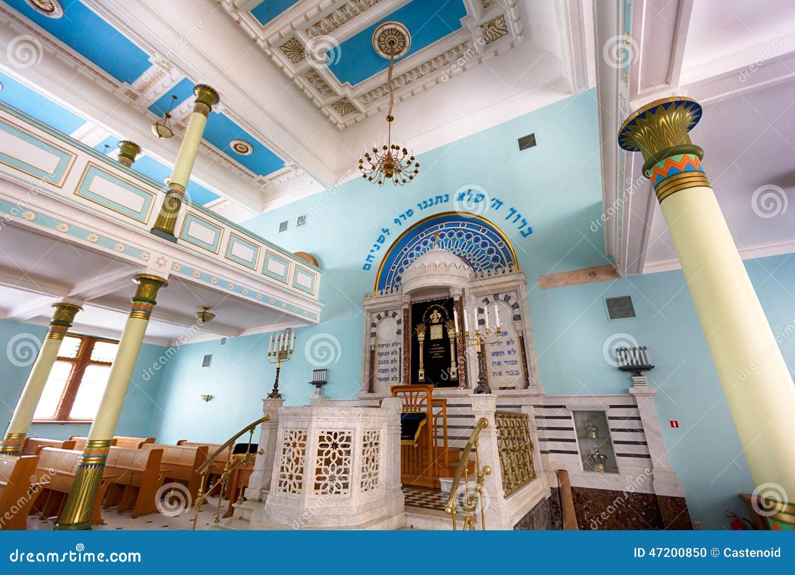 Sinagoga em Riga