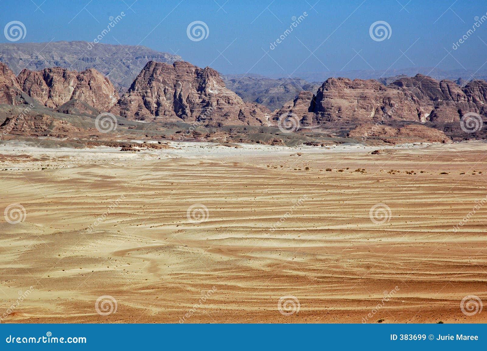 Sinai-Wüste.