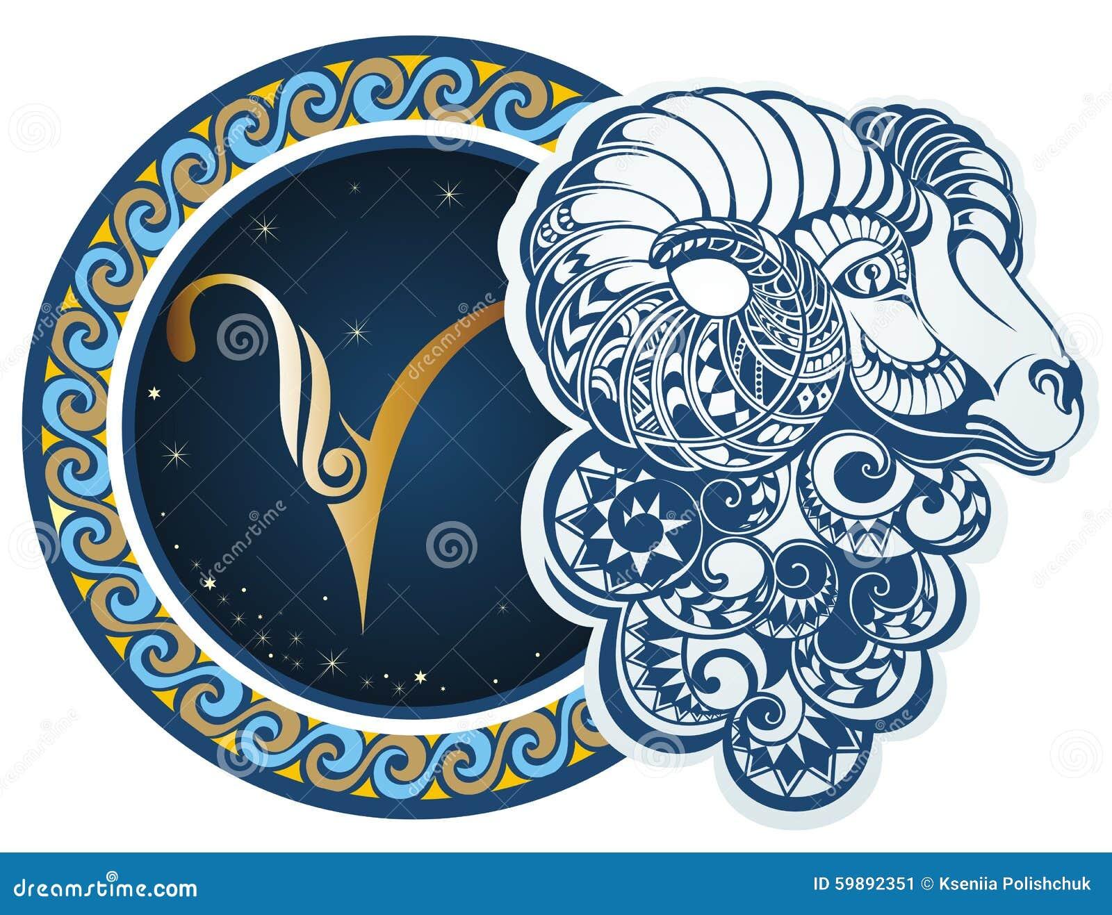 Sinais do zodíaco - Aries