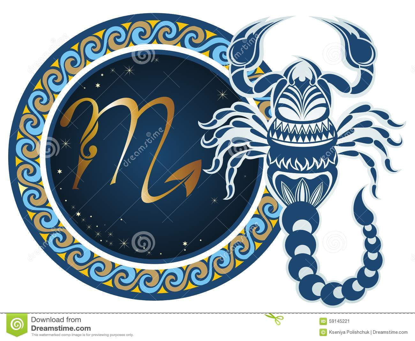 Sinais do zodíaco - Scorpio