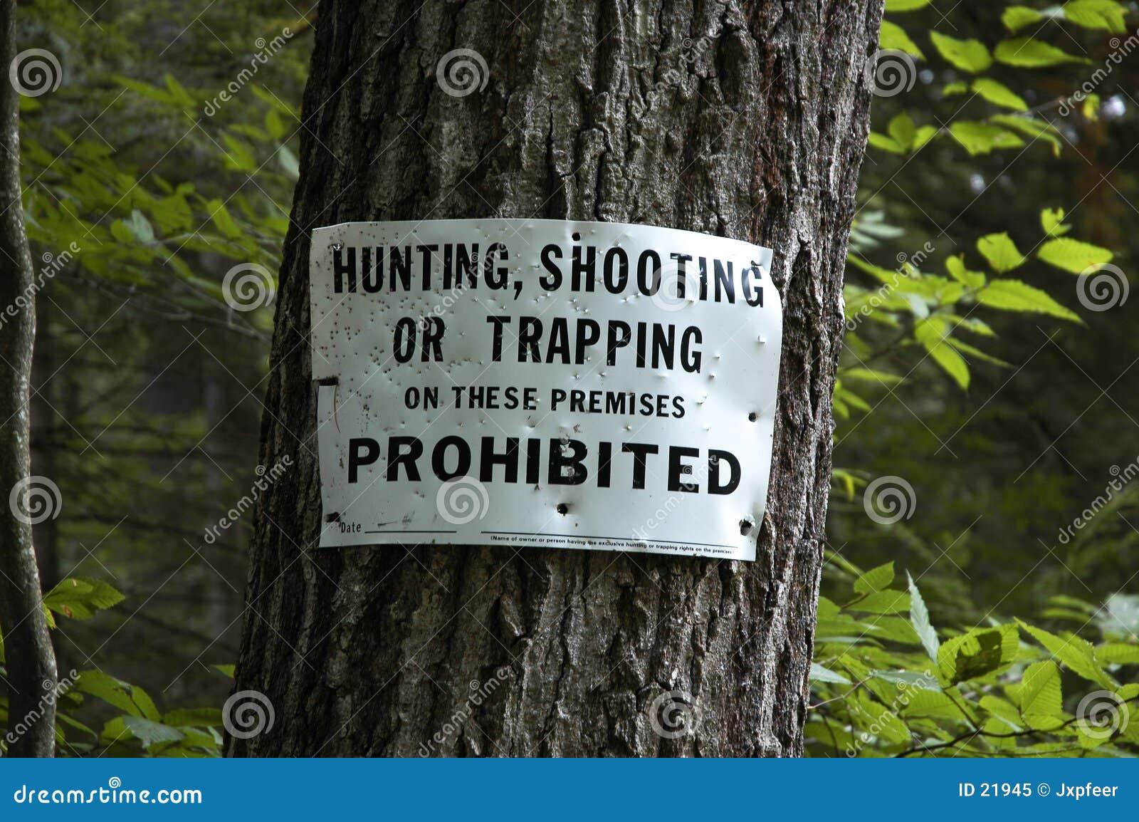 Sinal da caça