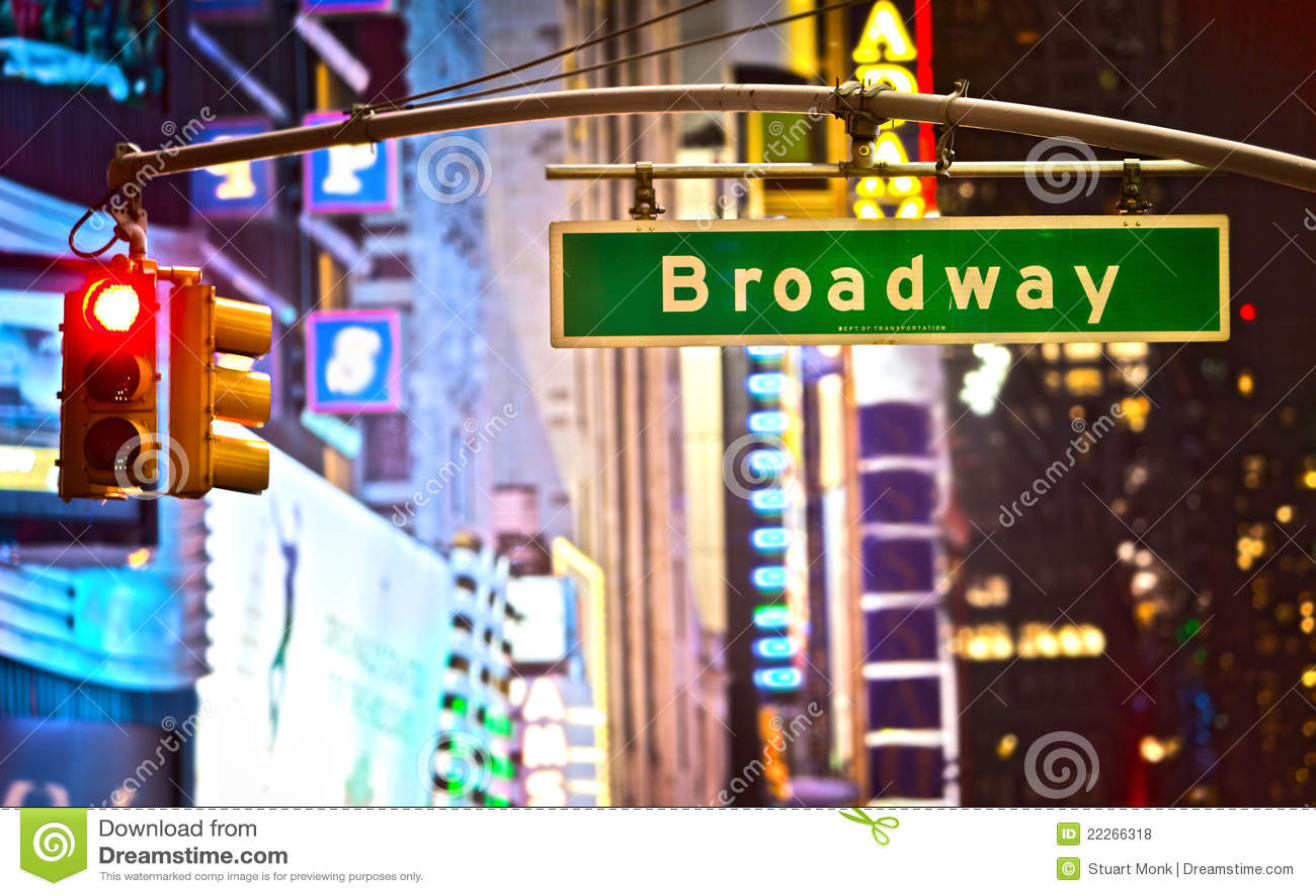 Sinal de Broadway