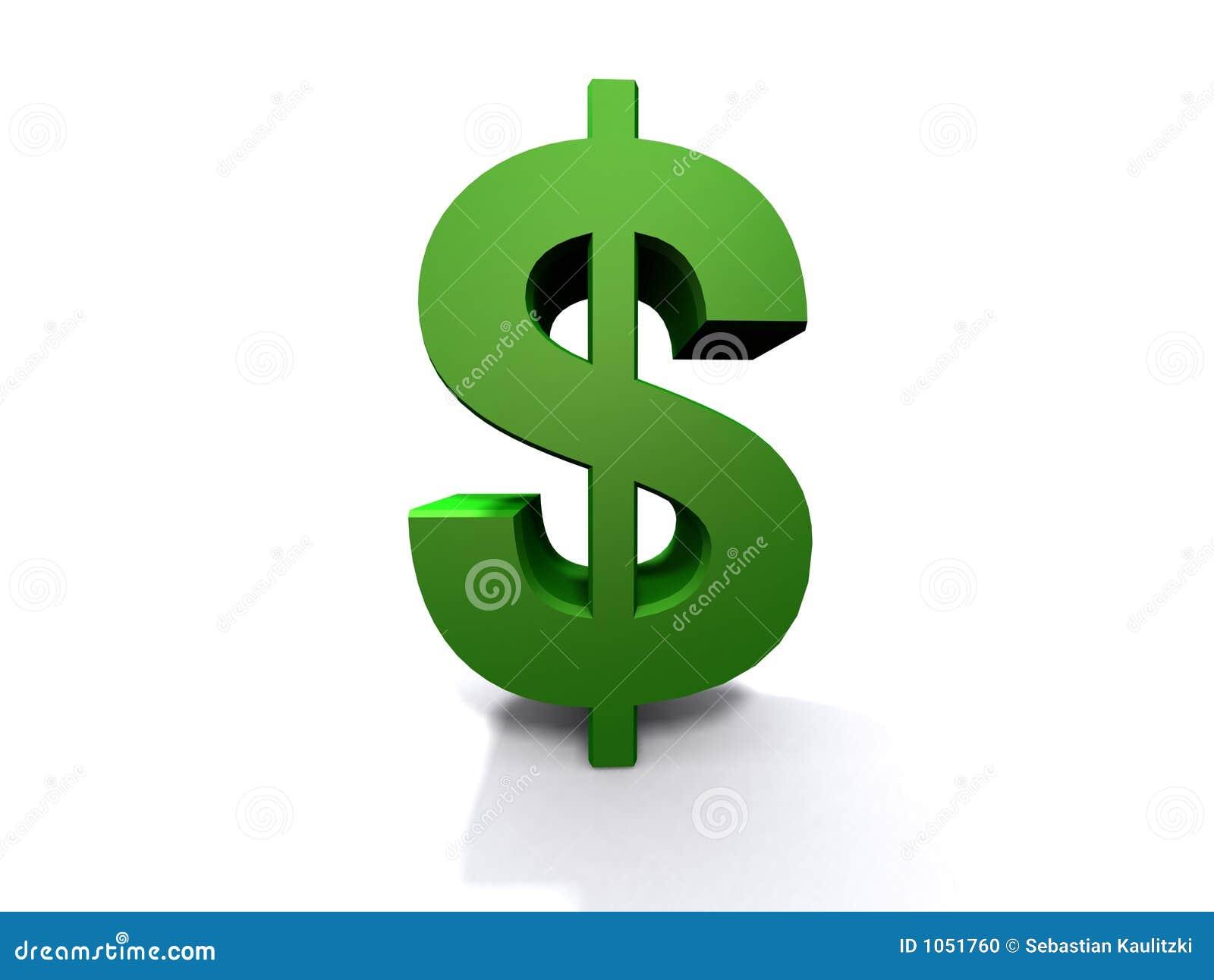 Sinal de dólar
