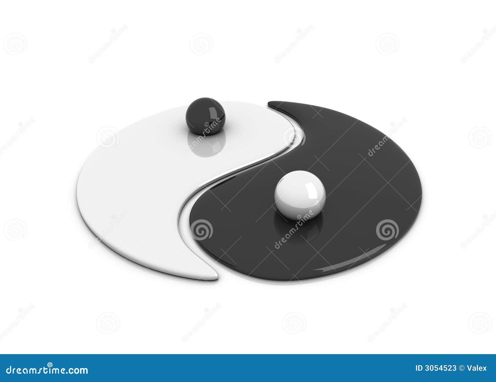 Sinal de Yin e de Yang