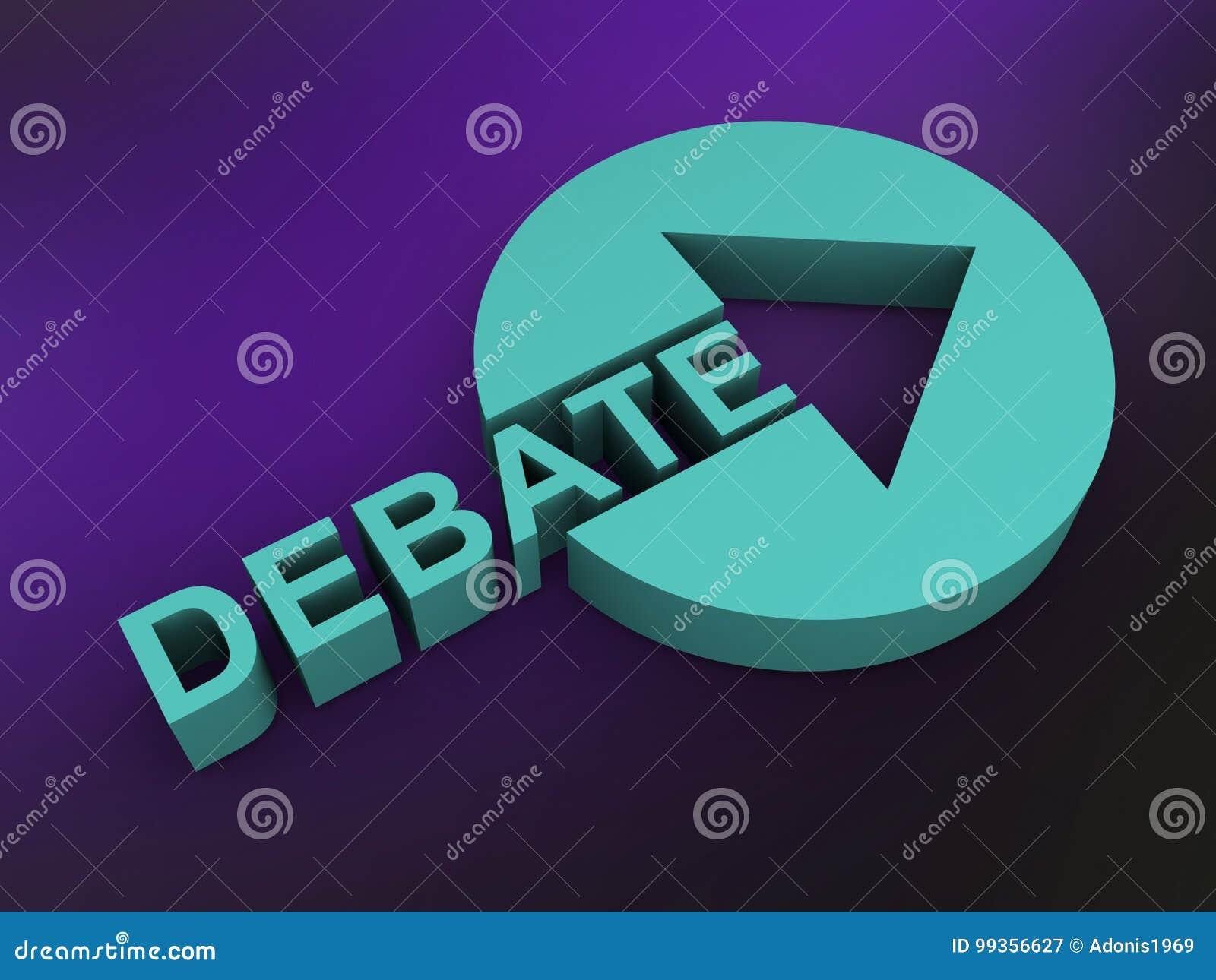 Sinal do debate