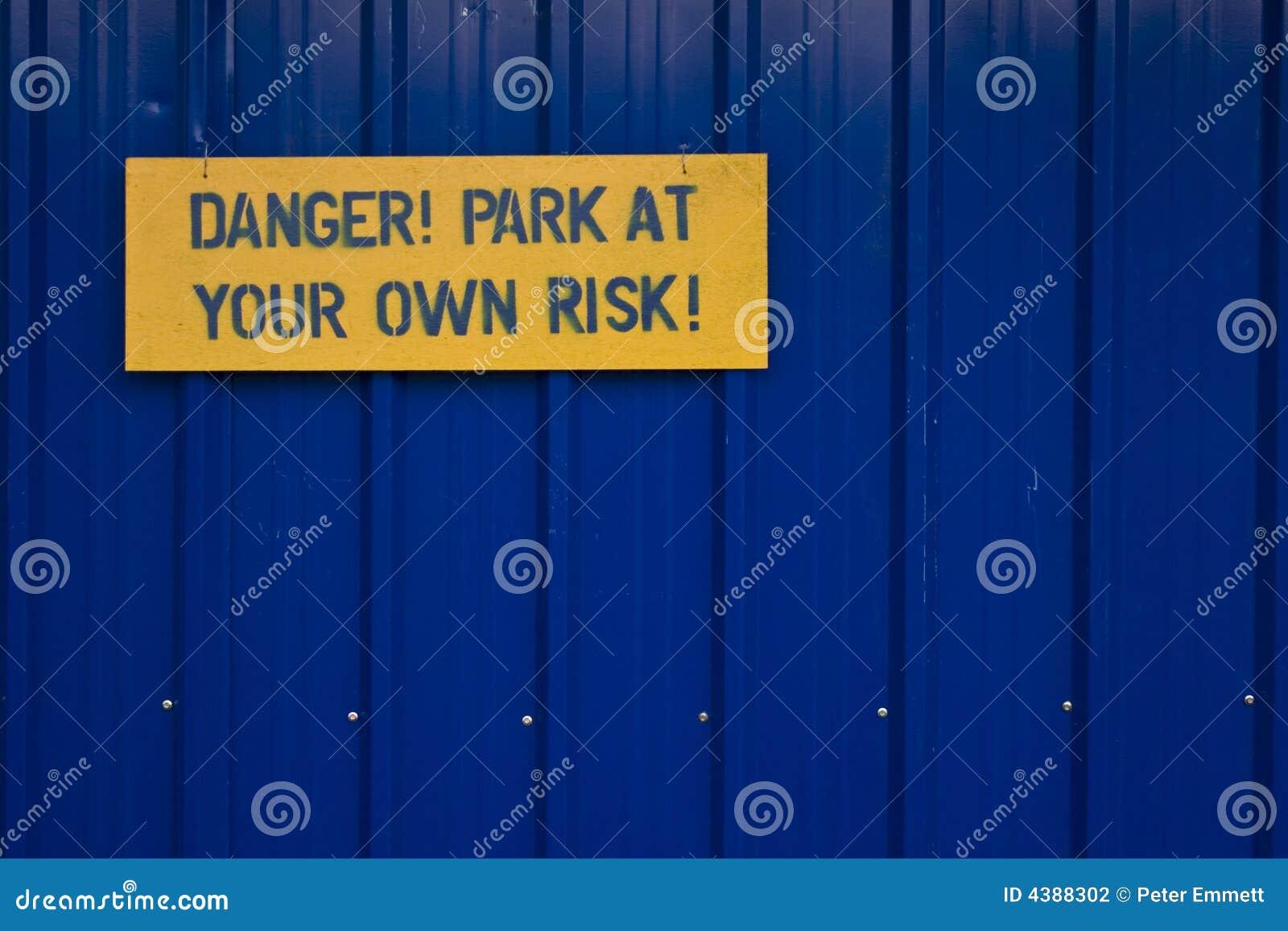 Sinal do perigo