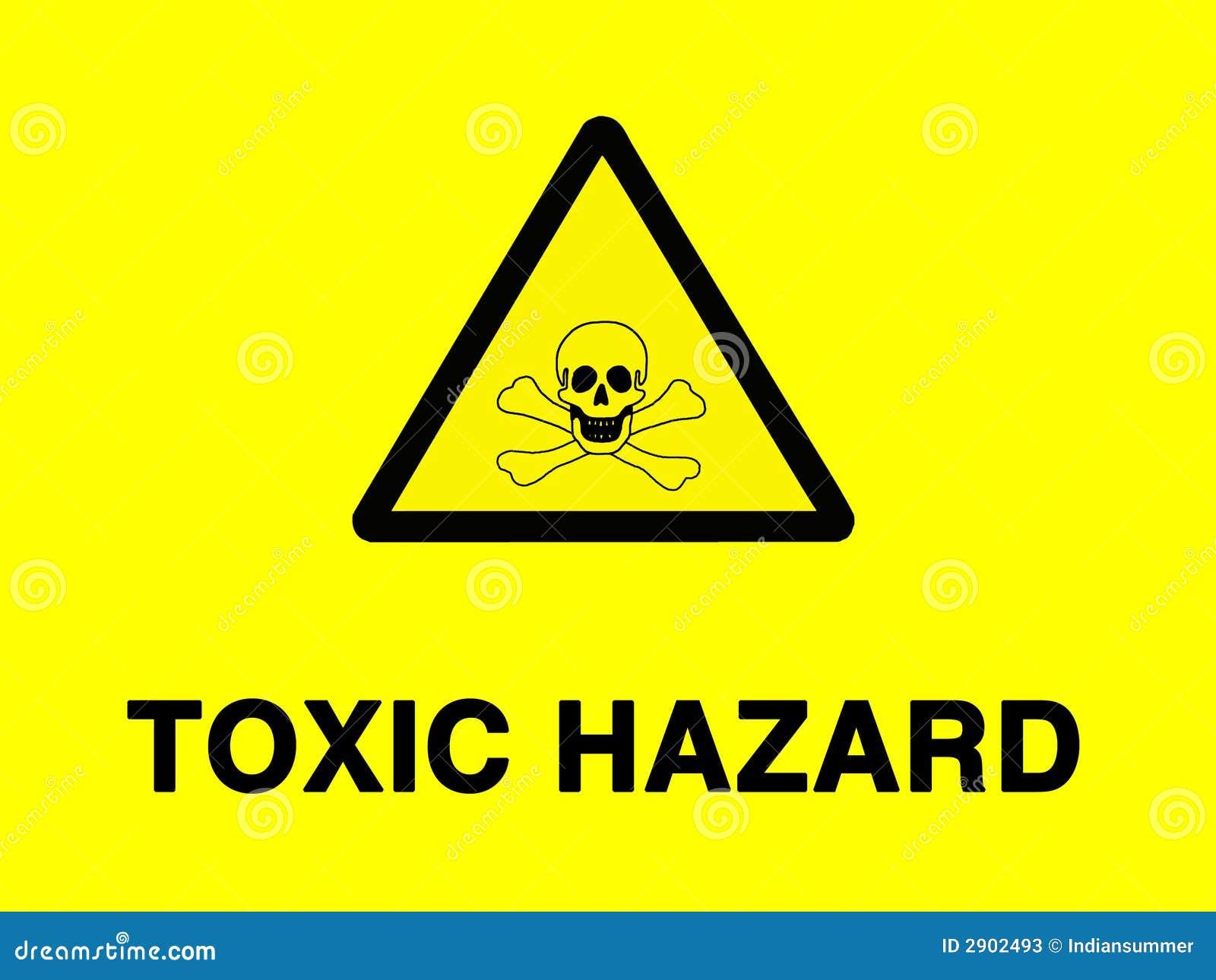 Sinal tóxico do risco