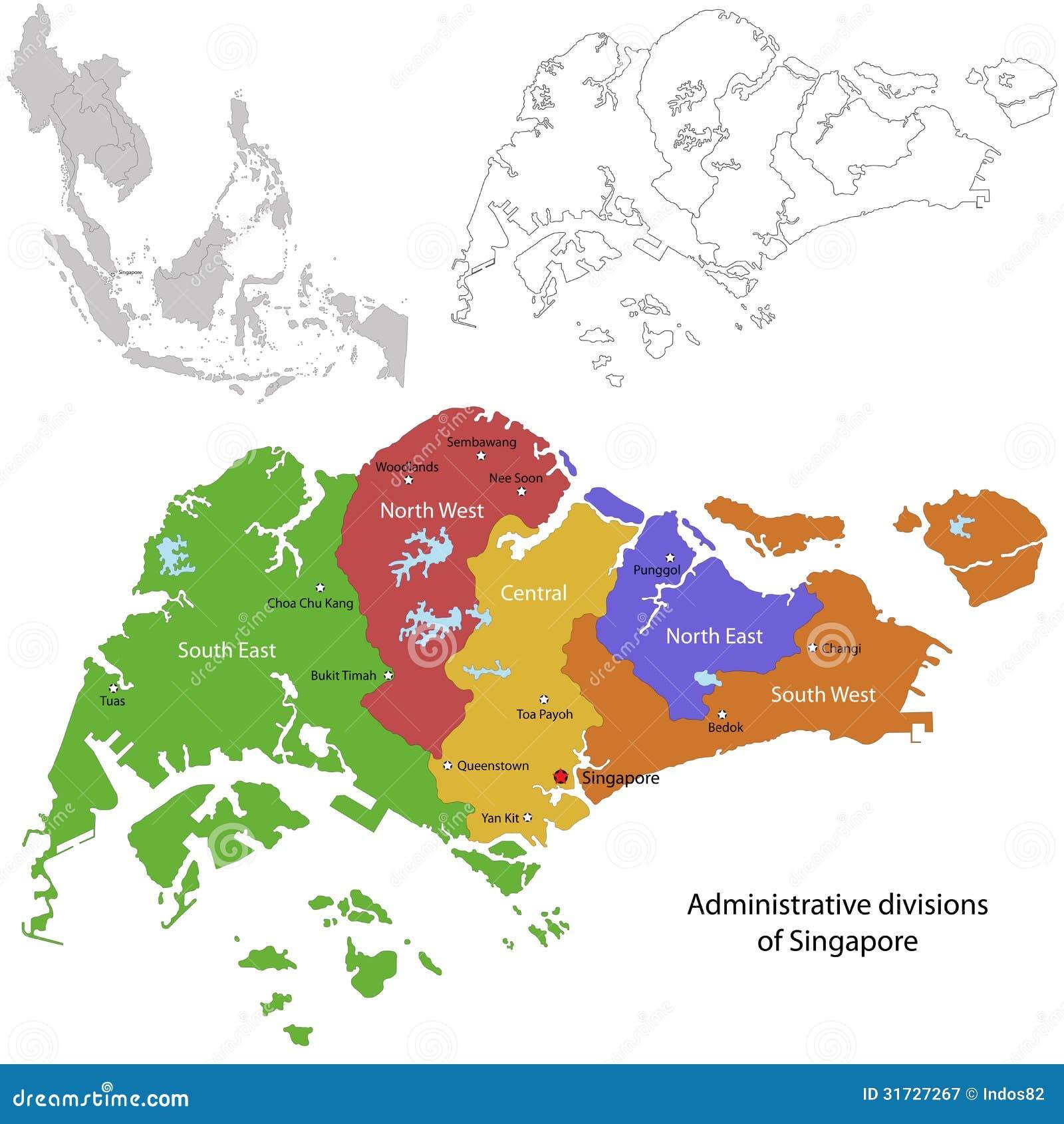 Singapore översikt
