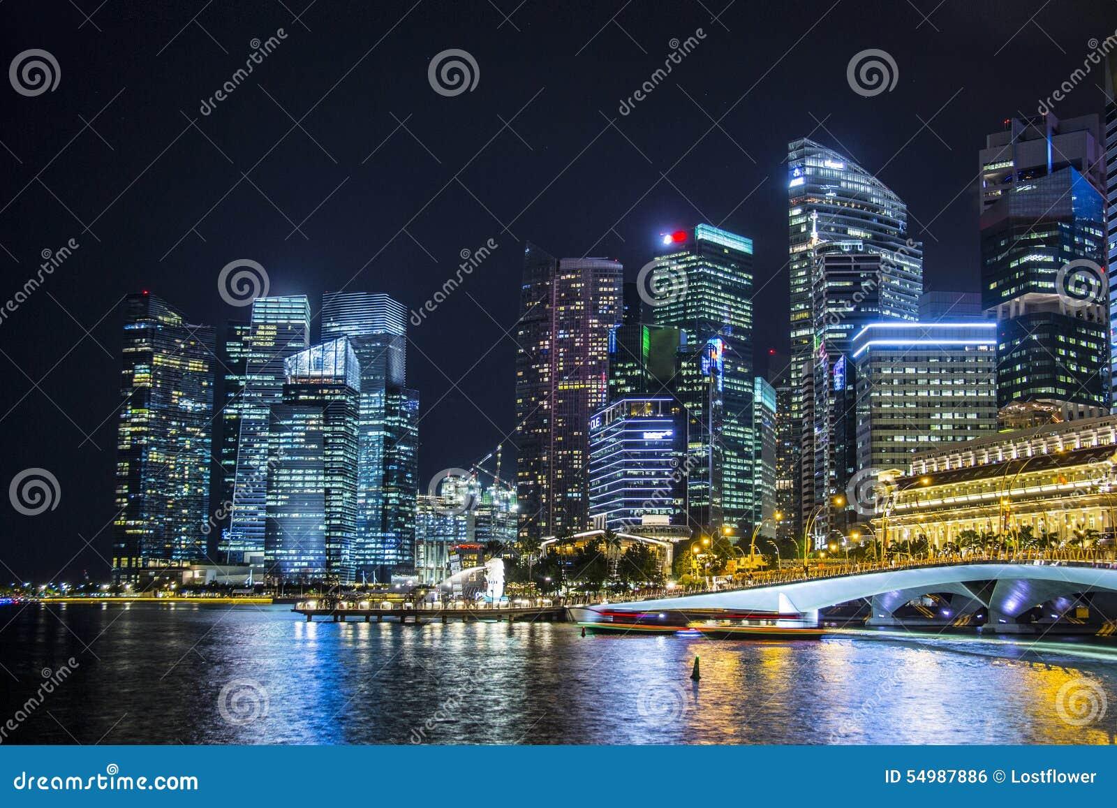 Singapore övresikt