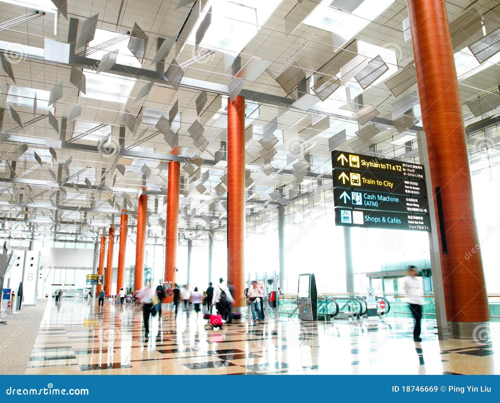 Crowne Plaza Hotel Changi Airport – Singapore Airport Hotel