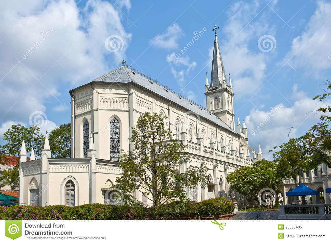 Singapore CHIJMES Cathedral