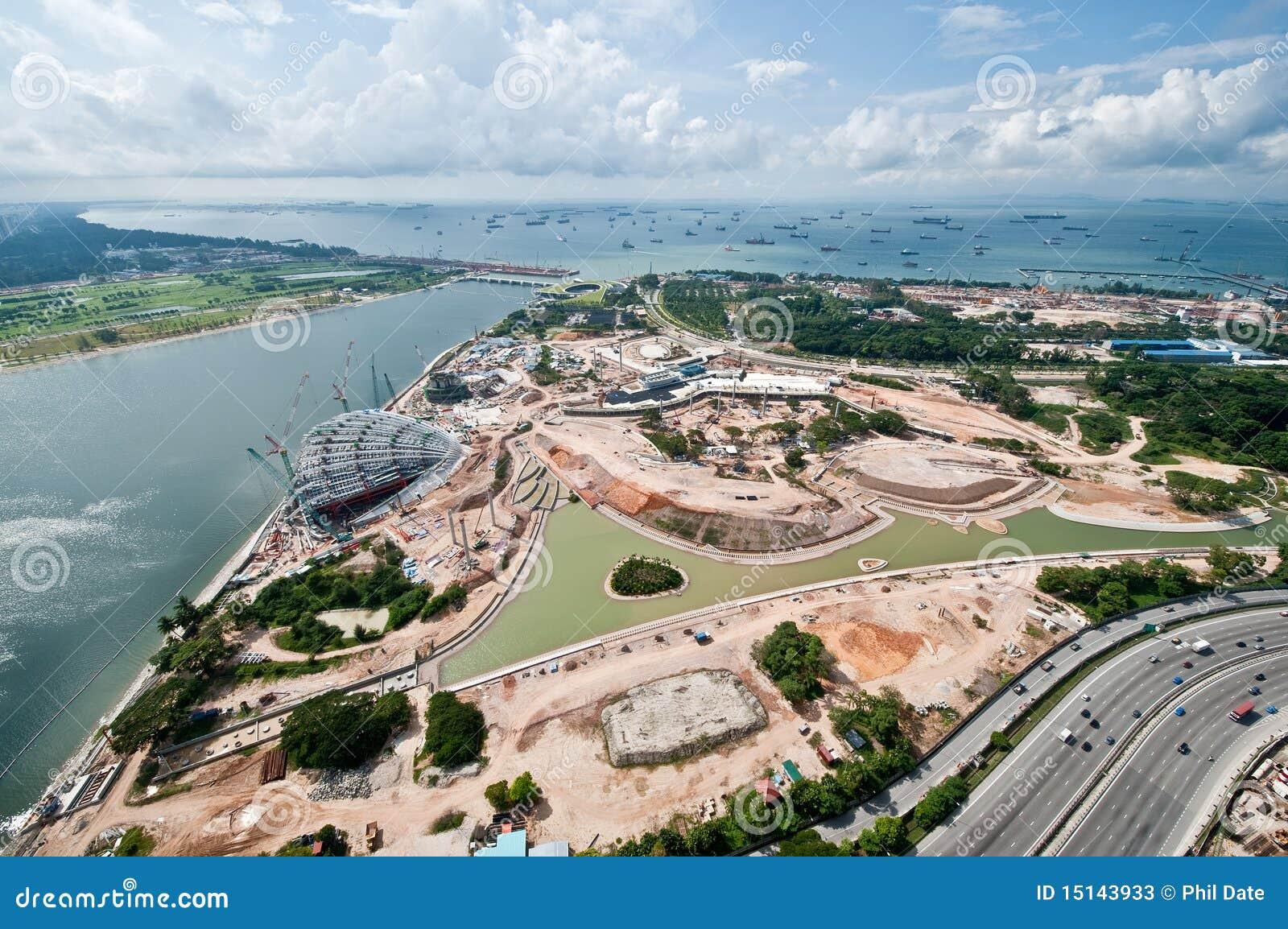 Singapore Constructions