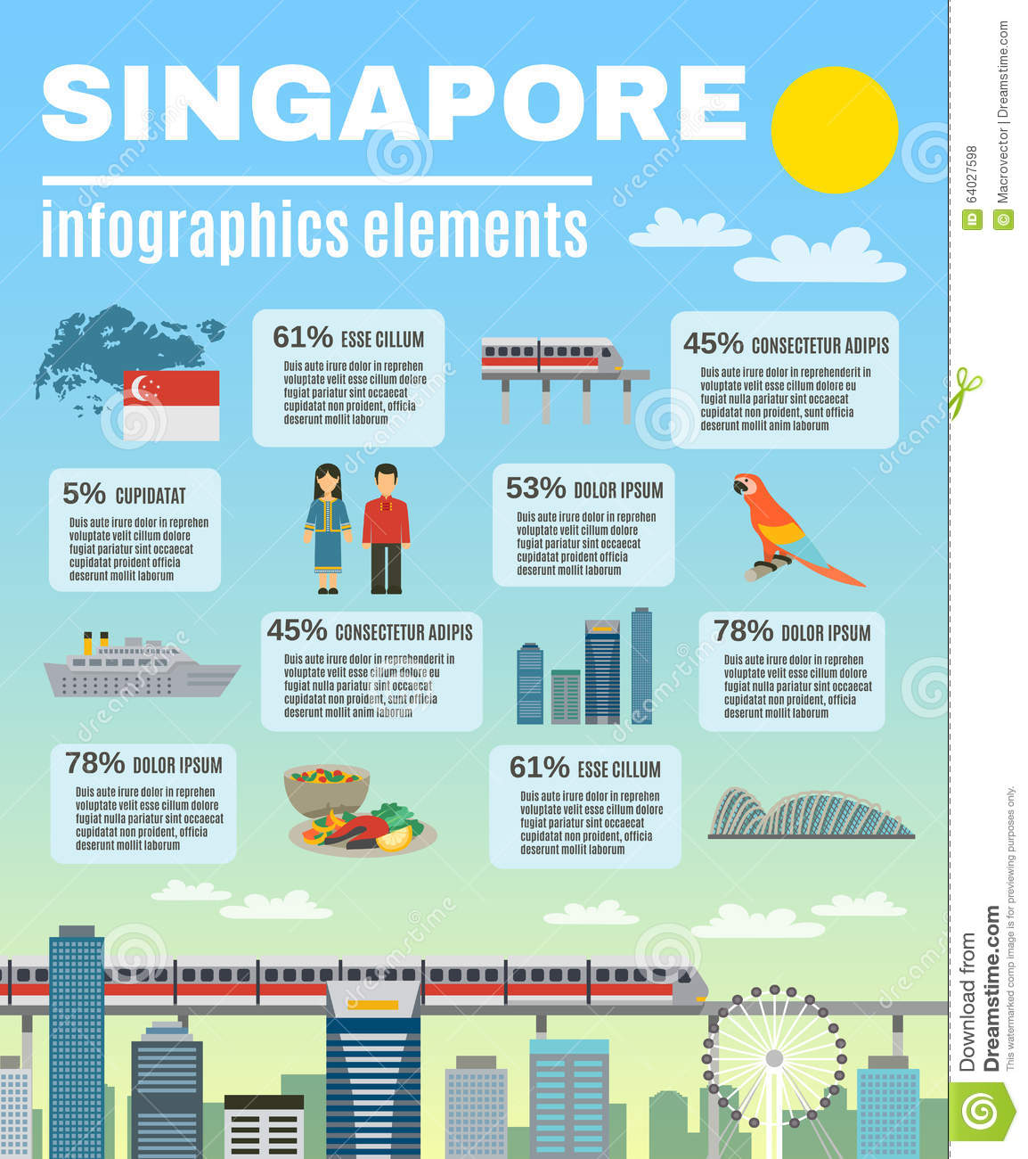 culture of singapore Singapore has a wonderful melange of different cultures and traditions created  by the various different ethnic groups that moved to singapore.