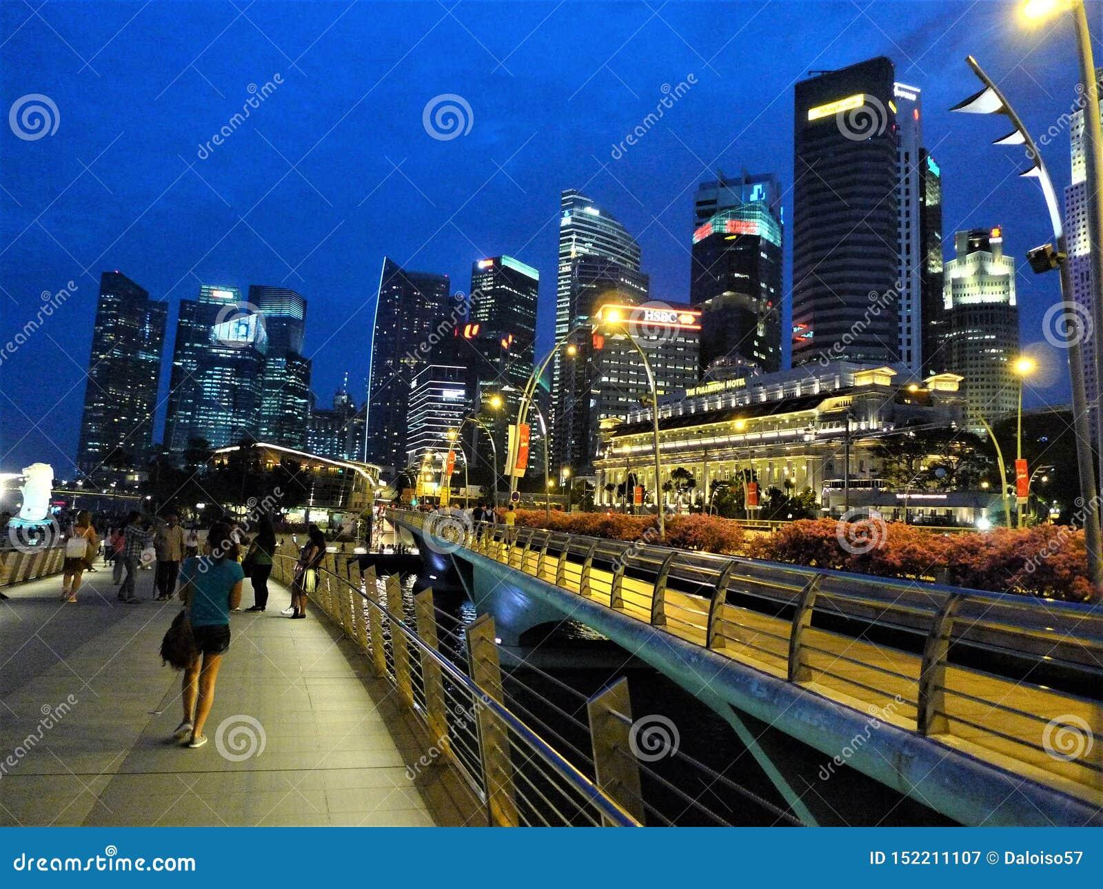 Singapore entro la notte