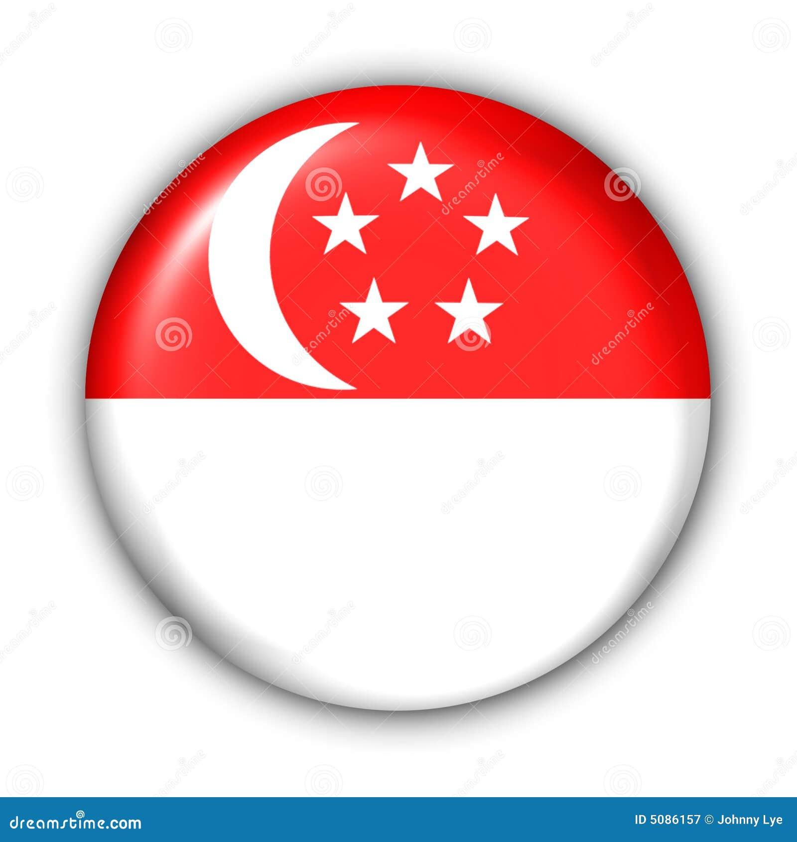 Singapore Flag Royalty Free Stock Photography Image 5086157