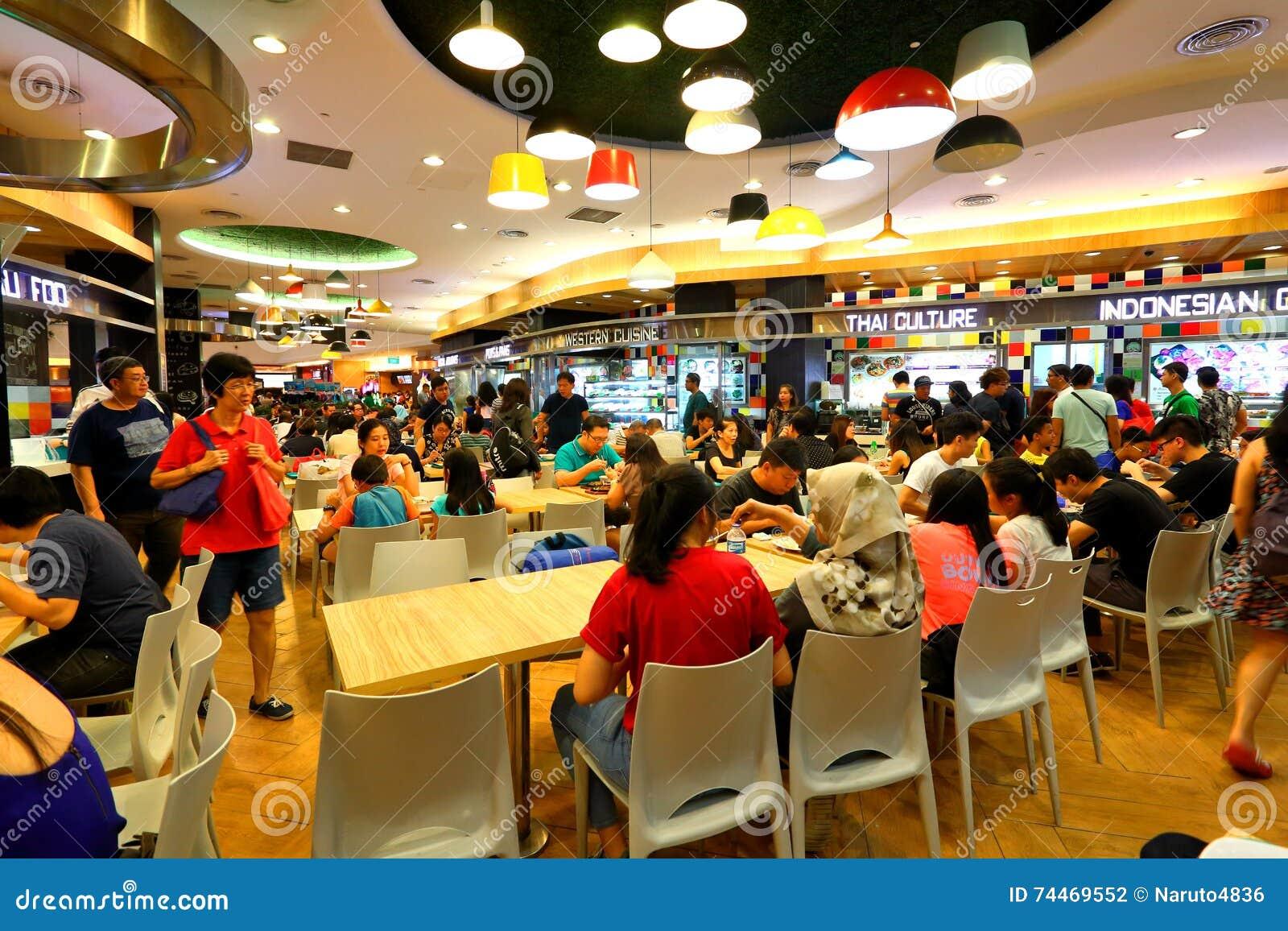 Food Court Table Malaysia