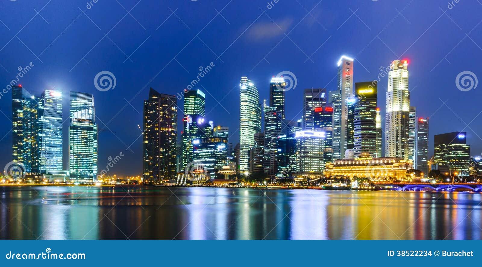 Singapore horisont