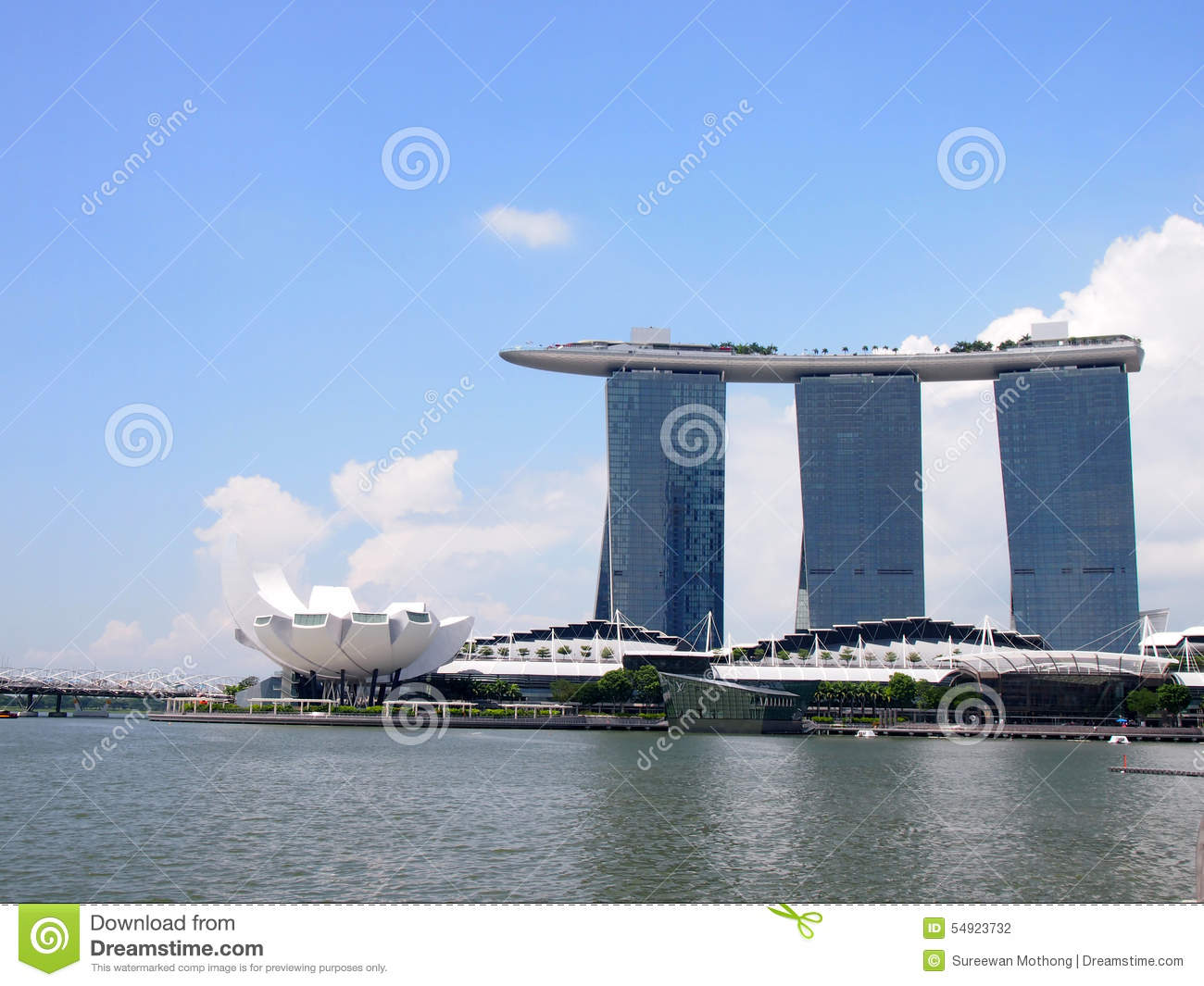 an integrated resort in singapore Integrated resort in the central business district of singapore: the land use planning and sustainability issues.